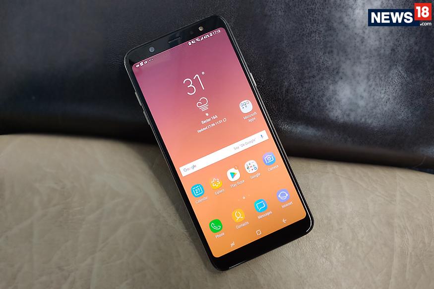 સેમસંગે હાલમાં લોન્ચ કરેલો ફોન ગેલેક્સી એ 6 + ની કિંમતમાં ઘટાડો કરવામાં આવ્યો છે. કંપનીએ આ ફોનને મે મહિનામાં રૂ. 25,990 માં લોન્ચ કરવામાં આવ્યો હતો, જેમાં રૂ. 2,000નો ઘટાડો કરવામાં આવ્યો હતો. ગ્રાહકો Samsung Galaxy A6+ને Amazon.in અને Paytm Mall થી 23,990 રૂપિયામાં ખરીદી શકે છે. પેટીમ મોલમાંથી ખરીદી કરવા પર 3000 રૂપિયાનું કેશબૅક મળી રહ્યુ છે. જુઓ તેના ફિચર્સ અને લૂક..