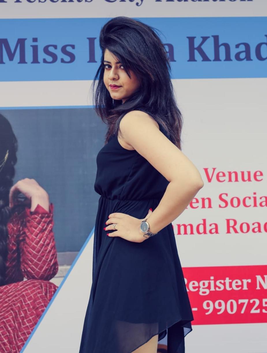 फिनाले में जीतने में वाली प्रतिभागी को दिल्ली मे होने वाली मिस इंडिया खादी 2018 प्रतियोगिता में छत्तीसगढ़ की विजेता के रूप मे जाने का मौक़ा मिलेगा.