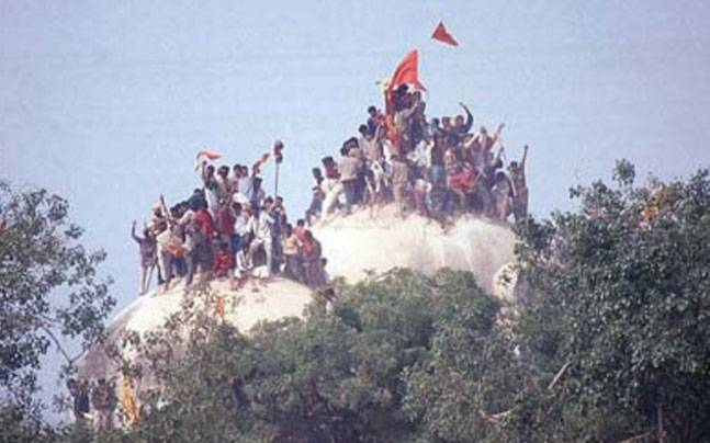 Vishwa Hindu Parishad, VHP, Ram janmabhoomi, Ram temple, rss, Ayodhya, vhp Dharam Sabha, Ayodhya land dispute, babri masjid, विश्व हिंदू परिषद, वीएचपी, विहिप, राम जनभूमि, राम मंदिर, आरएसएस, अयोध्या, वीएचपी की धर्म सभा, अयोध्या भूमि विवाद, बाबरी मस्जिद, Supreme court, सुप्रीम कोर्ट, Babari Masjid demolition, बाबरी मस्जिद विध्वंस, yogi adityanath, mahant avaidyanath, digvijay nath, योगी आदित्यनाथ, महंत अवैद्यनाथ, दिग्विजय नाथ