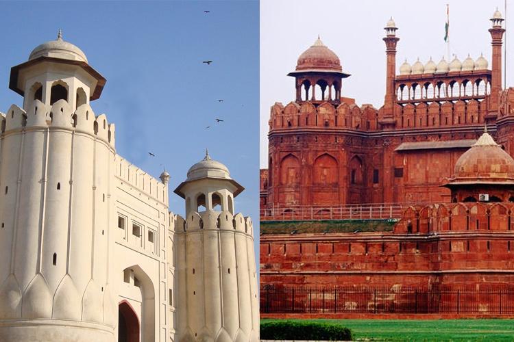 1566 में मुगल बादशाह अकबर द्वारा इसे वर्तमान स्वरूप देने से (जब अकबर ने लाहौर को अपनी राजधानी बनाया) पहले इस शहर को बनाया गया, नुकसान पहुंचाया गया, ध्वस्त किया गया, नए सिरे से निर्माण कराकर पहले जैसा किया गया. लाहौर किला पुराने शहर का स्टार अट्रैक्शन है.