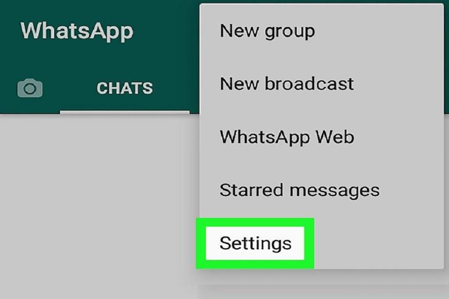 व्हाट्सऐपपर खुद को इनविजिबल करने के लिए आपको इसके सेटिंग में मात्र कुछ बदलाव करने होंगे इसके बाद आपको कोई भी नहीं देख पाएगा. खुद को इनविजिबल करने के लिए आपको तीन स्टेप फॉलो करने होंगे. आगे की स्लाइड में जानिए वो तीन स्टेप...