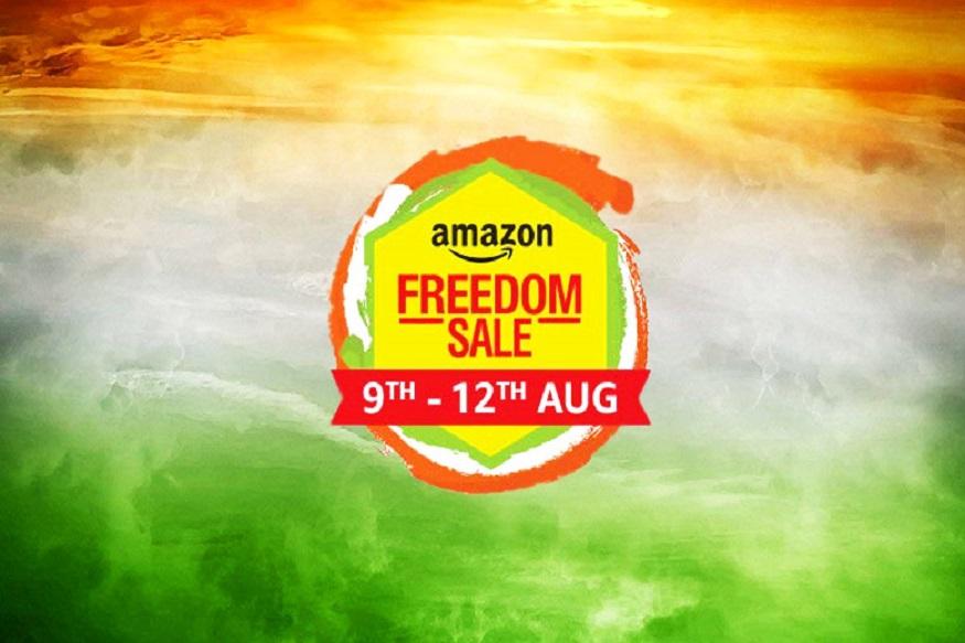72वें स्वतंत्रता दिवस के मौके पर Amazon ने अपनी सेल की शुरुआत 9 अगस्त से कर दी है. ये सेल 12 अगस्त तक चलेगी. इसमें आप स्मार्टफोन्स, एप्लायंसेज, इलेक्ट्रॉनिक पर जबरदस्त डिस्काउंट पा सकते हैं. सेल में बजट फोन से लेकर प्रीमियम तक हर फोन पर एक्सचेंज ऑफर दिया रहा तो आइए जानते हैं अमेज़न पर मिलने वाले जबरदस्त ऑफर्स के बारे में...