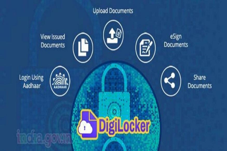 कैसे बनाएं DigiLocker पर अकाउंट- DigiLocker पर अकाउंट बनाने के लिए आपको इसके आधिकारिक वेबसाइट https://digilocker.gov.in/ पर अपना अकाउंट रजिस्टर कराना होगा. ध्यान रहे अकाउंट बनाने के दौरान आपके पास मोबाइल नंबर, ई-मेल आईडी और आधार नंबर होना आवश्यक है. अकाउंट बनने के बाद आप आसानी से अपने जरूरी डॉक्यूमेंट्स के सॉफ्ट कॉपी को यहां अपलोड कर सकते हैं. इसके अलावा इसमें आपको आधार से लिंक अन्य सरकारी डॉक्यूमेंट्स भी दिखाई देंगे.