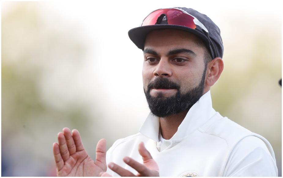 विराट कोहली 4000 टेस्ट रन बनाने वाले पहले भारतीय कप्तान भी हैं.