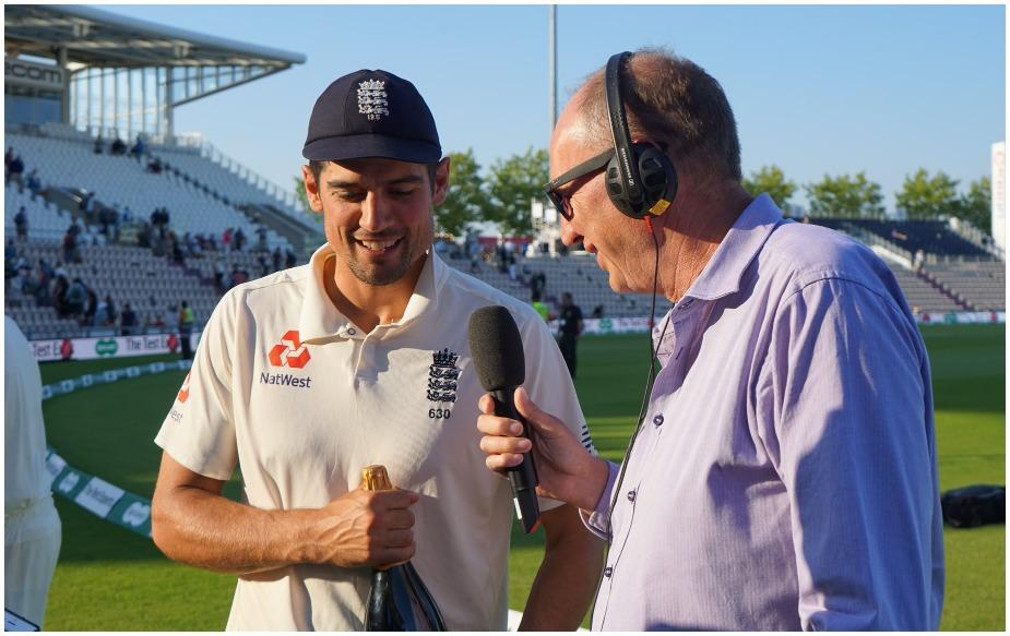 इंग्लैंड ने 2012 में धोनी की टीम को भारत में मात देकर 28 साल बाद सीरीज जीती थी और उस टीम के कप्तान थे कुक. उन्होंने चार मैचों की सीरीज अपनी टीम को 2-1 से जिताई थी जिसमें कप्तानी रणनीति के अलावा उनके बल्ले से निकले थे 80.28 के औसत से 562 रन. इस दौरान उन्होंने अहमदाबाद टेस्ट में 172, मुंबई टेस्ट में 122 और कोलकाता टेस्ट में 190 रन की दमदार पारियां खेलकर भारत की नाक में दम कर दिया था. कुक ही मैन ऑफ द सीरीज चुने गये थे. इसलिए उन्हें भारत का जानी दुश्मन क्रिकेटर भी कहा जाता है.