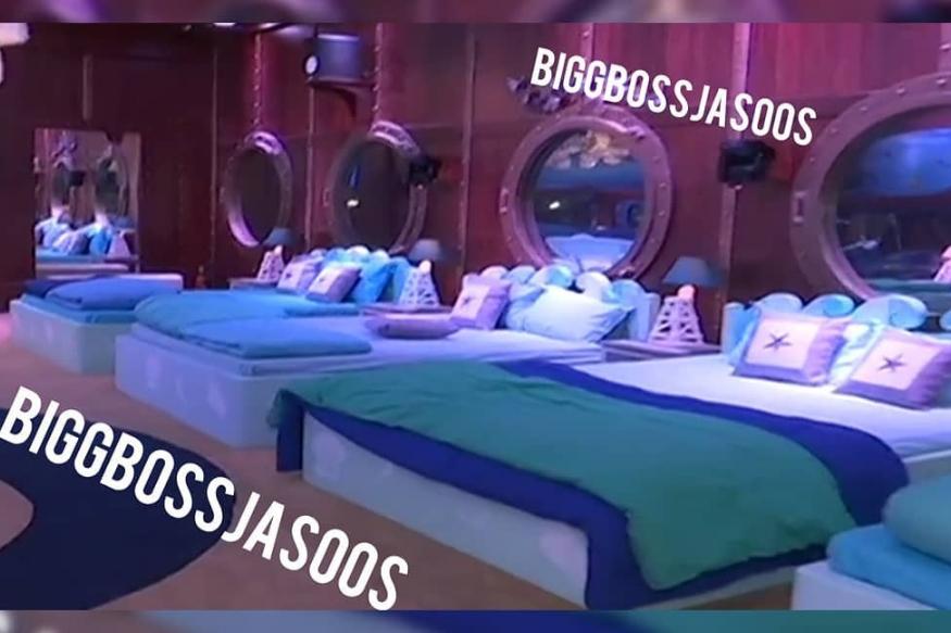 बिग बॉस हाउस का शानदार बेडरूम. जहां कभी लड़ाइयां होंगी तो कभी हंगामे होंगे. कभी दोस्ती होगी तो कभी-कभी तकरार देखने को मिलेगी.