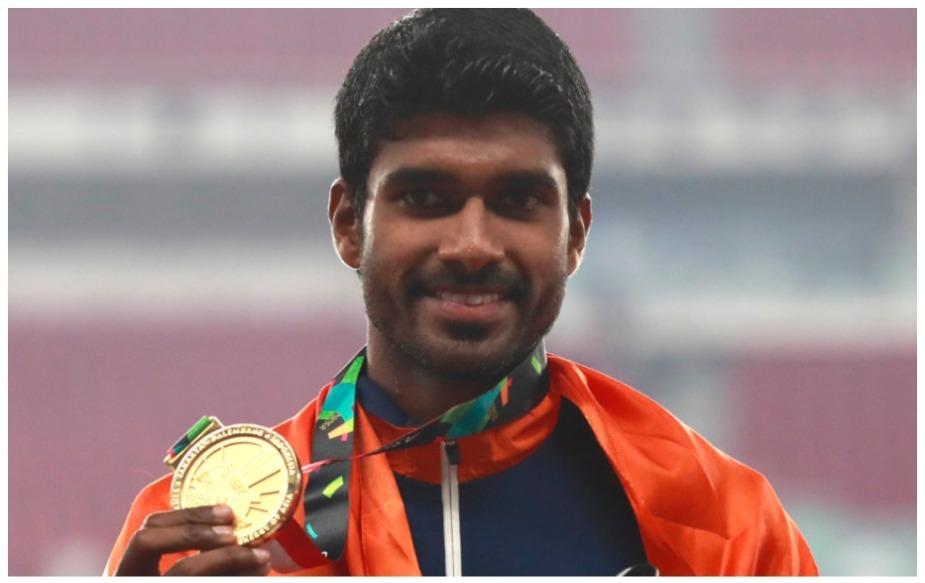 जिनसन जॉनसन ने पुरुषों की 1500 मीटर स्पर्धा में स्वर्ण पदक जीता. उन्होंने तीन मिनट 44.72 सेकेंड का समय निकाल कर सोने का तमगा हासिल किया.