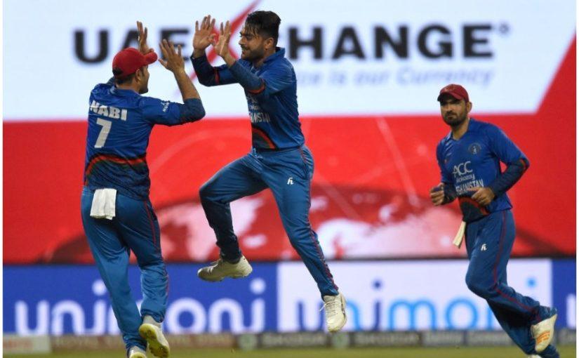 राशिद खान ने भारत से छीना मैच, टाई रहा मुकाबला!