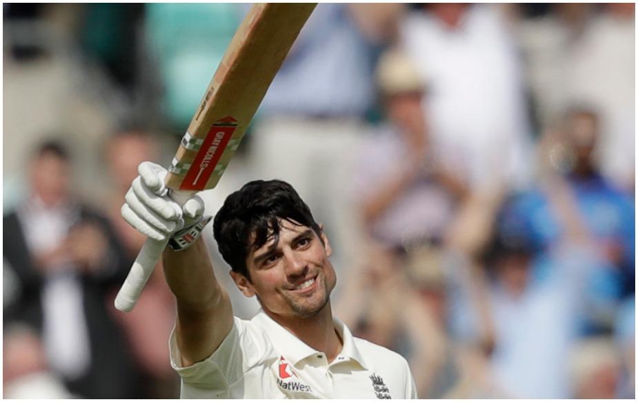 कुक अपने पहले और फाइनल टेस्ट में शतक लगाने वाले दुनिया के सिर्फ पांचवें बल्लेबाज़ हैं. इससे पहले रिगी डुफ, बिल पोंसफोर्ड, ग्रेग चैपल और मोहम्मद अजहरुद्दीन ऐसा कर चुके हैं.आपको बता दें कि मैच फिक्सिंग में शामिल होने के कारण अजहर का करियर असमय खत्म हो गया था.