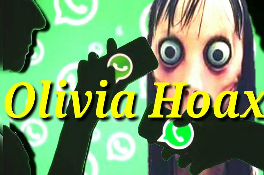 'ओलिविया' नाम की लड़की का वॉट्सऐप मैसेज आए तो फौरन ब्लॉक कर देना