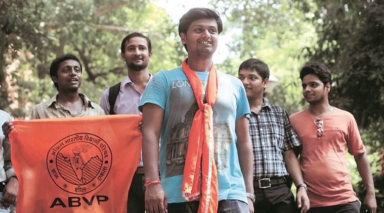 JNUSU Election 2018, JNUSU Polls 2018, ABVP, JNU, Left student organizations, Birsa Ambedkar Phule Students Association, aisa, All India Students Association, aisf, All India Students Federation, जेएनयू चुनाव 2018, एबीवीपी, जेएनयू, अखिल भारतीय विद्यार्थी परिषद, वाम छात्र संगठन, ऑल इंडिया स्टूडेंट्स एसोसिएशन, ऑल इंडिया स्टूडेंट्स फेडरेशन, एआईएसएफ, ऑल इंडिया स्टूडेंट्स फैडरेशन