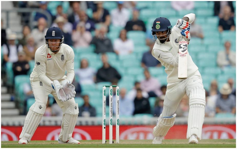 केएल राहुल ने ओवल टेस्ट में 224 गेंदों पर 20 चौकों और एक छक्के की मदद से 149 रन की पारी खेली, जो कि उनका पांचवां टेस्ट शतक है. वैसे राहुल ने अब तक 29 टेस्ट में पांच शतक की मदद से 1811 रन अपने नाम कर लिए हैं. उन्होंने 28 पारियों और 20 महीने बाद शतक लगाया है.