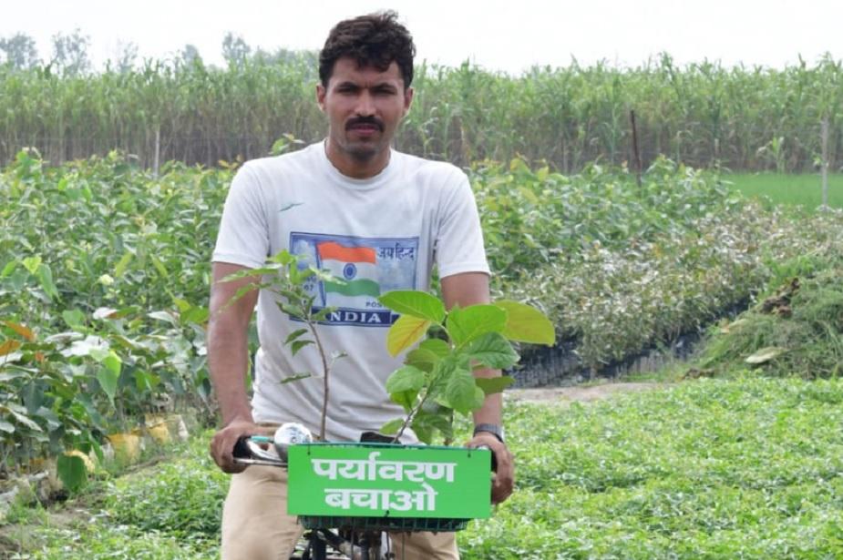 देवेंद्र ने तभी ठान लिया कि सोनीपत में भी चंडीगढ़ की तरह हरियाली को बढ़ाने और पर्यावरण की रक्षा करने की कोशिश करेंगे. देवेंद्र ने ये बात साबित भी करके दिखाई.