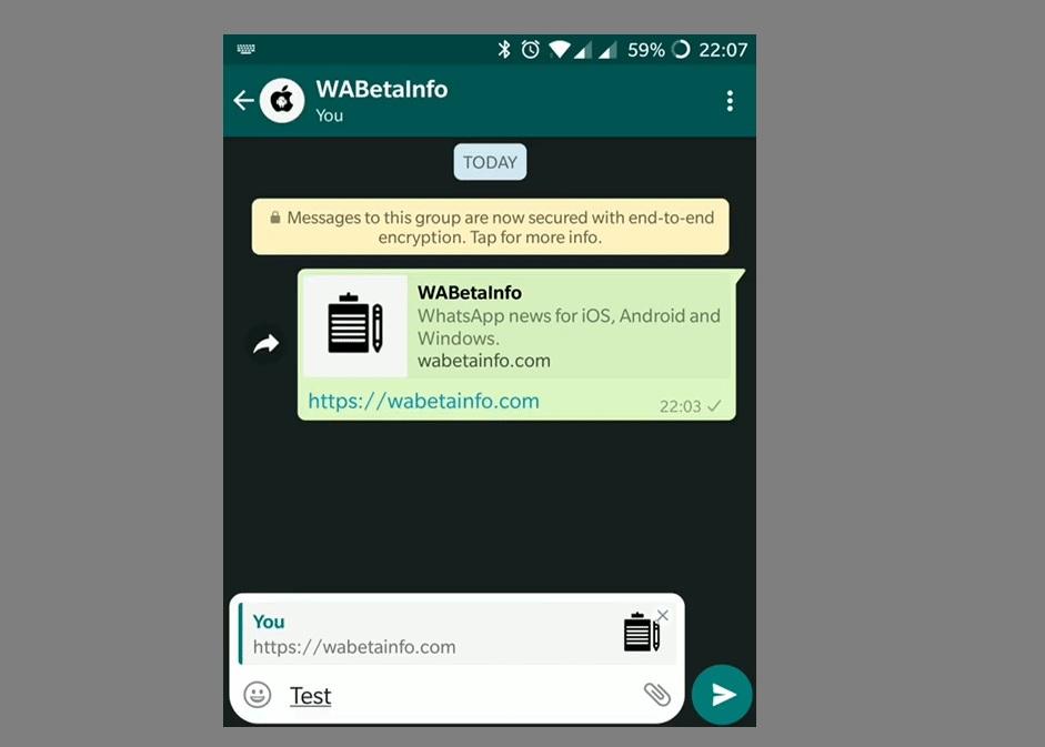 WaBetaInfo की दी गई जानकारी के मुताबिक, आने वाले अपडेट में ये फीचर जल्दी यूज़र्स इस्तेमाल कर सकेंगे. हालांकि ये फीचर iOS में पहले से ही मौजूद है और जल्द एंड्रॉयड यूज़र्स भी इसे यूज़ कर सकेंगे.आने वाले इस नए फीचर से यूजर्स को Chatting करने में और आसानी हो जाएगी, WhatsApp Swipe to Reply फीचर में स्वाइप राइट जेस्चर की मदद से किसी भी मैसेज का तेजी से रिप्लाई किया जा सकेगा.