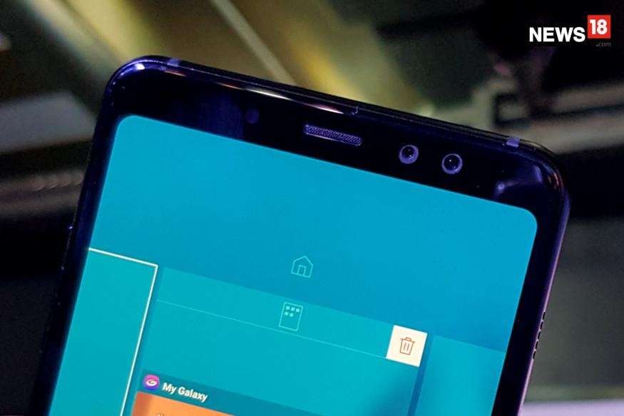 Samsung Galaxy A8+ की कीमत 41,900 रुपये है, जो कि 17,910 के डिस्काउंट के बाद 23,990 रुपये में मिल रहा है. इस मोबाइल को आप नो कॉस्ट ईएमआई सुविधा के साथ खरीद सकते हैं. इसके अलावा मोबाइल खरीदने के लिए पर SBI credit या Debit कार्ड इस्तेमाल करते हैं तो 2000 रुपये का अडिशनल ऑफ दिया जाएगा है. यानी कि इस पर टोटल 19,910 रुपये का डिस्काउंट पाया जा सकता है, जिसके बाद फोन की कीमत 21,990 रुपये हो जाएगी.