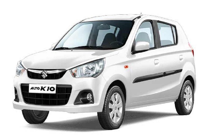 <strong>Alto K10:</strong>अगर आप किफायती दाममेंदमदार इंजन वाली कार खरीदना चाहते हैं तो आपके पास अच्छा मौका है क्योंकि इस पर आपको 50,000 रुपये का डिस्काउंट मिल रहा है. इस कार की कीमत 2.9-3.7 लाख रुपये तक है. कार में 998CC का K-नेक्स्ट पेट्रोल इंजन लगा है जो 67 bhpकी पावर और 90 Nm का टॉर्क देता है.