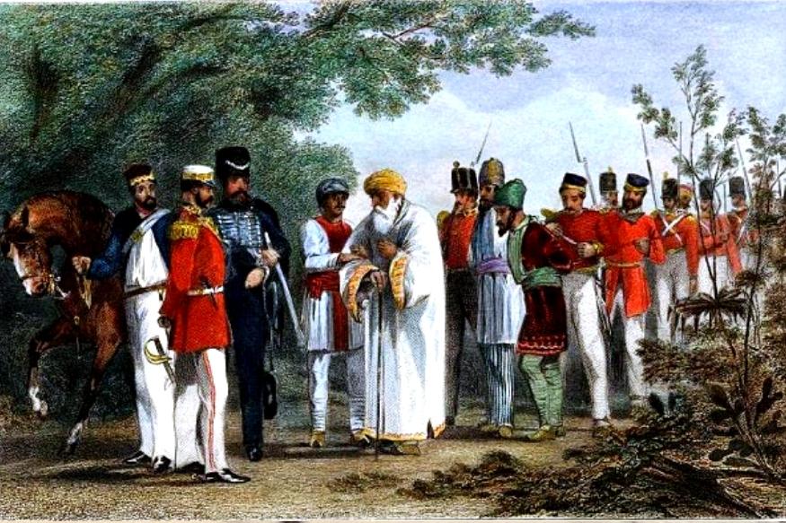 विद्रोह को दबाने के बाद अंग्रेजों ने बहादुर शाह ज़फ़र को सजा देने के लिए देश से निर्वासित कर रंगून (आज यंगून) भेज दिया. जहां उनकी मौत 1862 में बर्मा (अब म्यांमार) की तत्कालीन राजधानी रंगून (अब यांगून) में हो गई थी. इसके बाद उन्हें अनजान किसी जगह दफना दिया गया. लोग कुछ सालों में यह भी भूल गए कि उन्हें कहां दफनाया गया है.