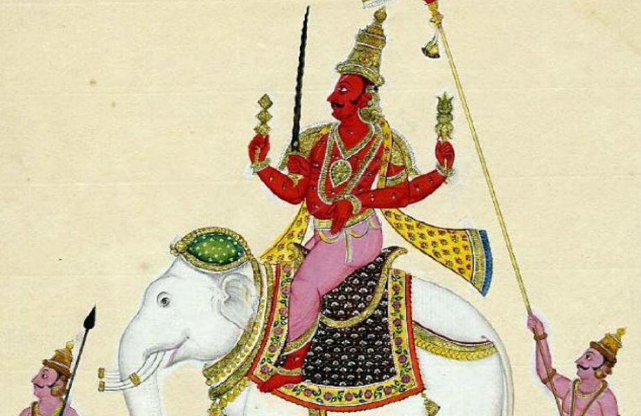 देवराज इंद्र ने वृत्तासुर राक्षस के वध के लिए मां की आराधना की और नवरात्रि के उपवास रखे.