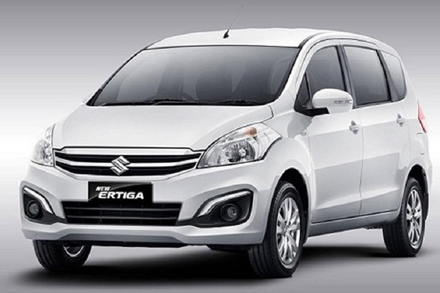 <strong>Ertiga:</strong> हाल मे लॉन्च हुए Ertiga के पेट्रोल वैरिएंट पर 30,000 रुपये, जबकि CNG वैरिएंट पर 25,000 रुपये का डिस्काउंट कंपनी दे रही है. वहीं, डीजल वैरिएंट SHVS पर 75,000 रुपये का डिस्काउंट मिल रहा है.