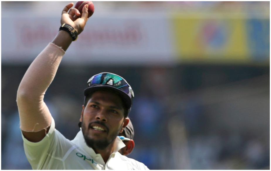 उमेश यादव वेस्टइंडीज के खिलाफ घरेलू पिचों पर पांच या फिर उससे ज्यादा विकेट लेने वाले सिर्फ छठे भारतीय तेज गेंदबाज़ हैं. सबसे पहले कमांडर रंगाचारी ने 1948, करसन घावरी ने 1978, कपिल देव ने 1983 (दो बार), चेतन शर्मा ने 1987 और मोहम्मद शमी ने 2013 में ऐसा किया था.