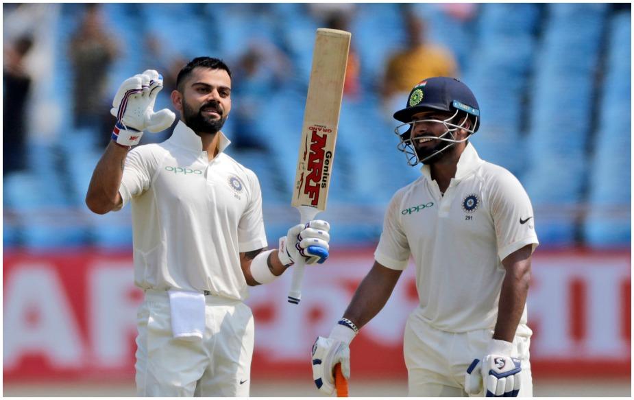 कोहली ने कप्तान के तौर पर 11वीं बार एक पारी में 200 से अधिक गेंदें खेलीं, जो कि भारतीय रिकॉर्ड है. सुनील गावस्कर ने दस और सचिन ने आठ बार ऐसा किया है.