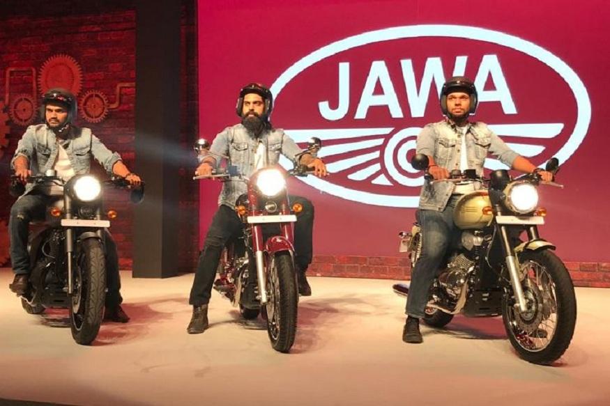 मौजूदा समय में भारत में 105 Jawa डीलरशिप हैं, जल्द ही 75 और डीलरशिप लॉन्च की जाएंगी. Jawa की मोटरसाइकिलें भारत में तेजी से बढ़ते 250CC+ वाले मार्केट में मुकाबला करेंगी. इस सेगमेंट में रॉयल इनफील्ड 350, Bajaj Dominar 400, होंडा CBR जैसी मोटरसाइकिलें हैं.