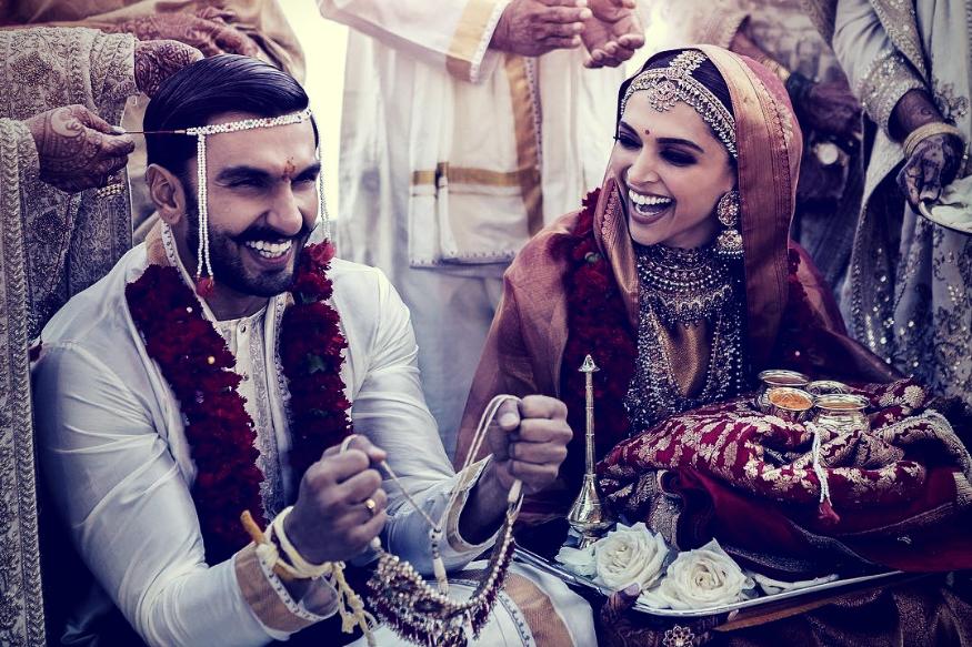 दीपिका पादुकोण और रणवीर सिंह ने 14 नवंबर को कोंकणी रीति रिवाजों से शादी की.