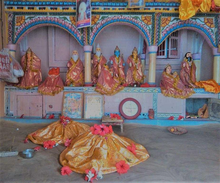 रामायणकाल में मिथिला के एक राजा जो जनक कहलाते थे, सिरध्वज जनक की पुत्री सीता थी. विदेह राज्य का अंत होने पर यह प्रदेश वैशाली गणराज्य का अंग बना.