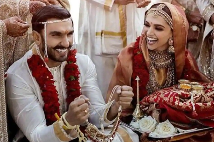 जानिए क्यों शादी के मंडप में रणवीर सिंह ने फोड़े