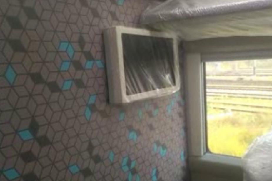 ट्रेन के साथ आये सीनियर इंजीनियर एल नरसिम्हा ने बताया कि ट्रेन ट्रायल के लिए तैयार है. इसमें बिल्कुल नई तकनीक का इस्तेमाल किया गया है, जिससे यात्रियों को काफी सहूलियत होगी.