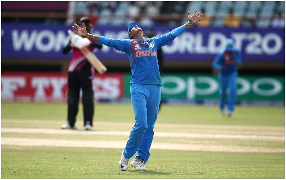 हरमनप्रीत वर्ल्ड टी20 में शतक लगाने वाली पहली भारतीय और दुनिया की सिर्फ तीसरी खिलाड़ी हैं. उनसे पहले 2014 में ऑस्ट्रेलिया की मैग लानिंग (126) और वेस्टइंडीज की डी डॉटिन (103) ऐसा कर चुकी हैं.