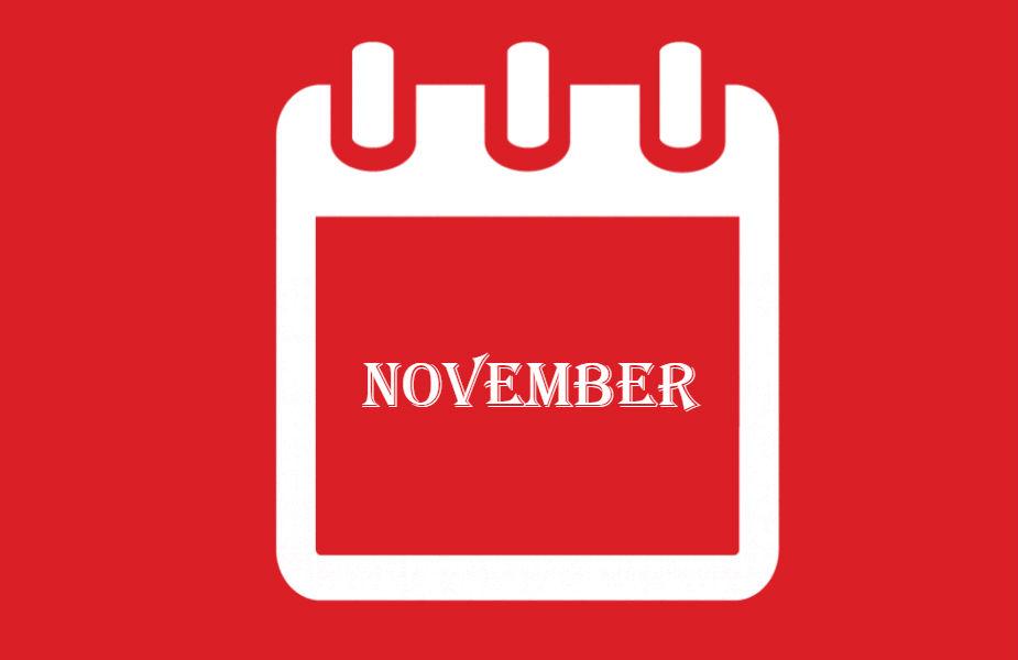 11. किसी कारण से अक्टूबर में ना जा पाएं तो नवंबर में भी 4 दिन की छुट्टी पड़ रही है. 9 नवंबर को शनिवार है और 10 को रविवार है. 11 तारीख की छुट्टी ले सकें तो 12 को गुरुनानक जयंती की छुट्टी रहेगी. इस दौरान राजस्थान का पुष्कर मेला देखने जा सकते हैं. गोवा की नाइट लाइफ का मज़ा लेने भी जा सकते हैं. यही नहीं मनाली भी इस मौसम में घूमने जा सकते हैं. बाकी दिसम्बर में कोई लंबा वीकेंड तो नहीं है लेकिन CL की छुट्टियां खत्म करनी होती हैं इसलिए जब मन करे दिसम्बर में ट्रिप पर निकल जाएं.