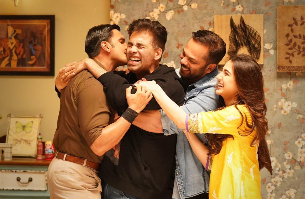 बॉलीवुड की ये नई हीरोइन इसी महीने अपनी दूसरी फिल्म लेकर आएंगी. सारा की अगली फिल्म रणवीर सिंह के साथ आ रही सिंबा है. रणवीर की परफॉर्मेंस और अजय देवगन की स्पेशन अपीयरेंस के साथ सारा का फ्रेश अंदाज से फिल्म के हिट होने की आहट सुनाई दे रही है.