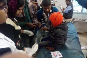 सभी 30 घायल बच्चों और एक शिक्षक को गया के एएनएमसीएच में भर्ती करवाया गया. अस्पताल के उपाधीक्षक ने सभी बच्चों और शिक्षक को खतरे से बाहर बताया.