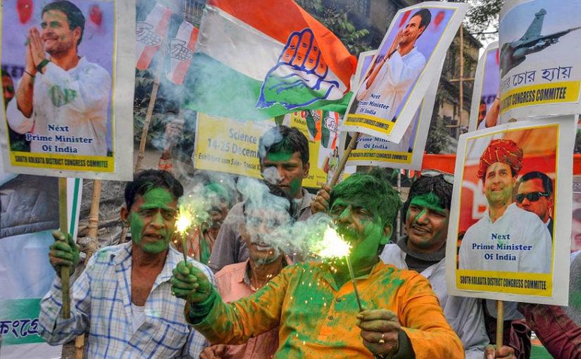 MP में BSP के पास विधानसभा की चाबी! राजस्थान-छत्तीसगढ़ में कांग्रेस को बहुमत