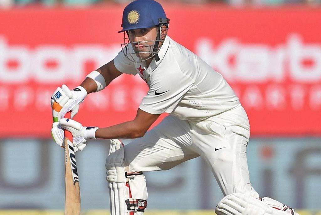 गंभीर ने लगातार पांच टेस्ट मैचों में पांच शतक लगाए थे. उनके अलावा इस कारनामे को अंजाम देने वाले बाकी बल्लेबाजों में डॉन ब्रैडमैन, जैक कैलिस और मोहम्मद यूसुफ के नाम शामिल हैं.(Photo: PTI)