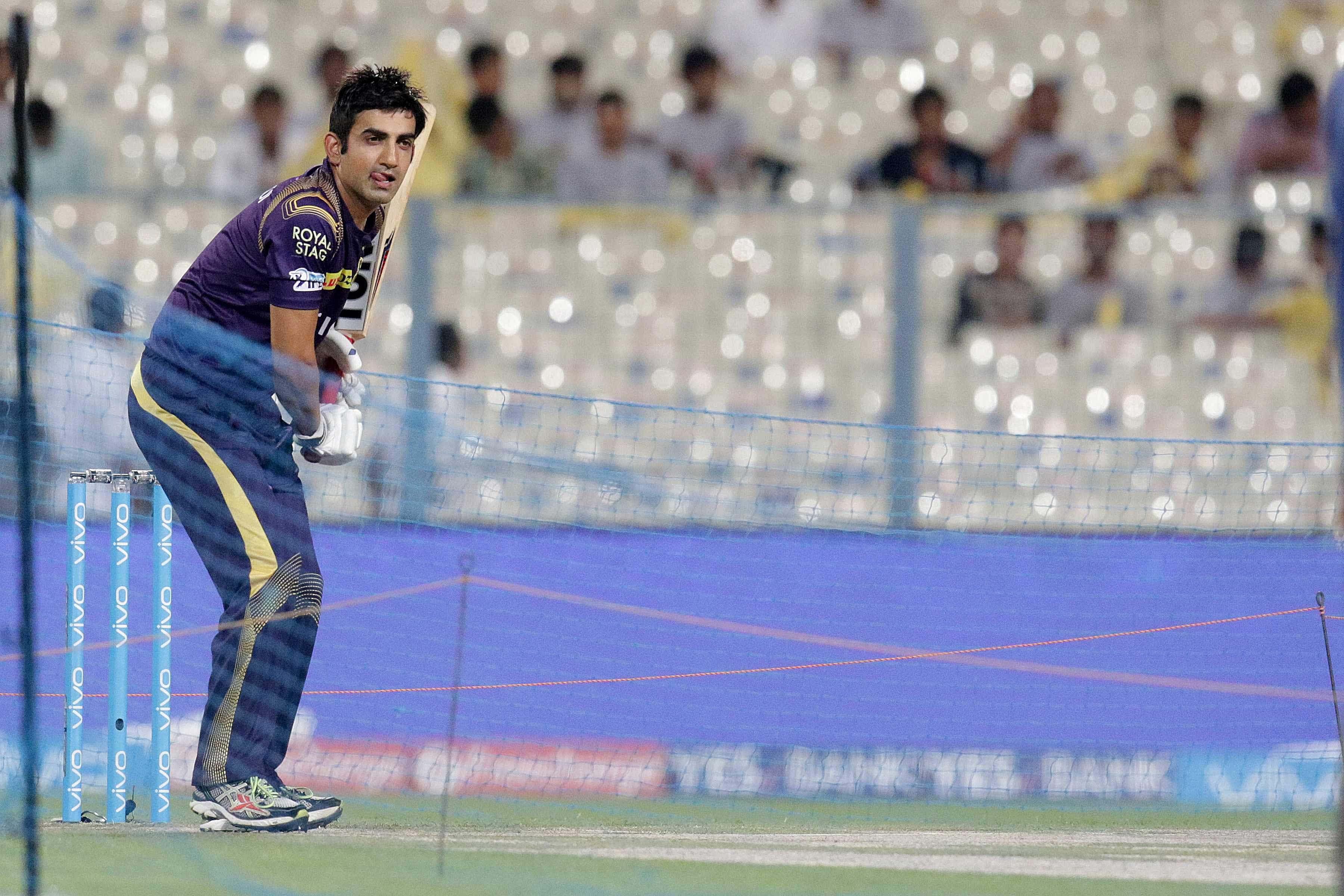भारतीय टीम गौतम गंभीर की कप्तानी में कभी मैच नहीं हारी. उन्होंने टीम इंडिया की कप्तानी 6 वनडे मैचों में की और टीम इंडिया ने ये सभी मैच जीते थे.(Photo: PTI)