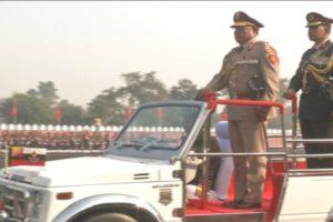पासिंग आउट परेड में तीन भूटानी समेत 168 कैडेट्स शामिल हुए. भूटान आर्मी के चीफ ने मुख्य पैरेड का निरीक्षण करते हुए सलामी ली और सभी कैडेट्स को बधाई दी.