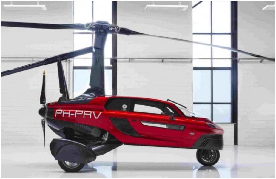 इस फ्लाइंग कार PAL-V इंटरनेशनल को यूरोपीय विमानन सुरक्षा एजेंसी के नियमों के मुताबित ही प्रमाणिक करार दिया जाएगा.
