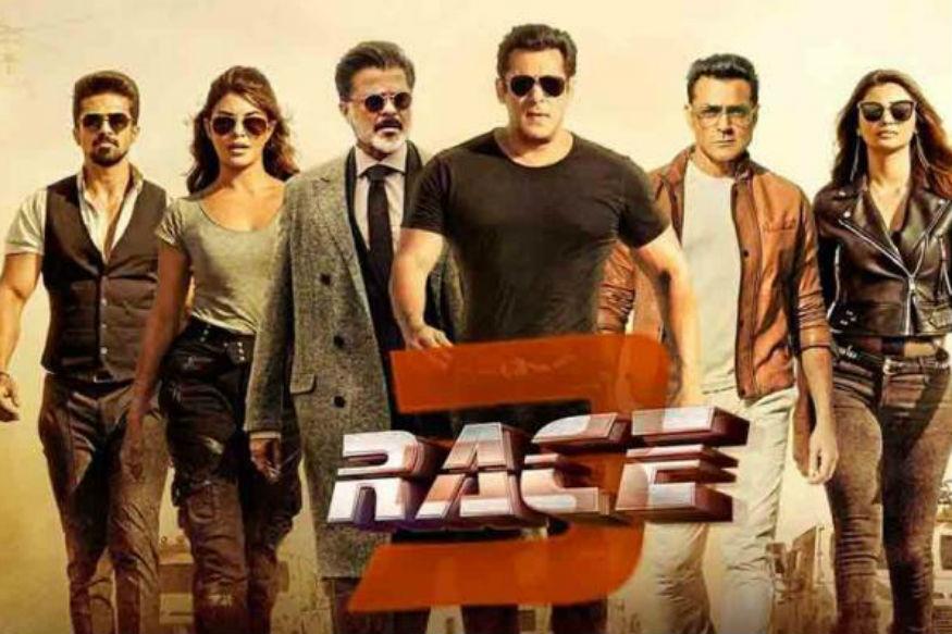सलमान खान की फिल्में उनके नाम के दम पर ही अच्छी कमाई कर लेती हैं लेकिन साल 2018 में ईद के मौके पर रिलीज हुई सलमान खान की मल्टी स्टारर फिल्म 'रेस 3' के साथ ऐसा नहीं हो पाया. 'रेस 3' ने बॉक्स आॅफिस पर शुरुआत तो अच्छी की थी लेकिन दूसरे वीकेंड में ये फिल्म बुरी तरह लुढ़क गई. 'रेस 3' ने अपने ओपनिंग डे पर 29 करोड़ 7 लाख का बिजनेस किया था. 150 करोड़ की लागत से बनी इस फिल्म का वर्ल्ड वाइड कलेक्शन 303 करोड़ था. बता दें 'रेस 3' में सलमान खान के अलावा डेजी शाह, अनिल कपूर ,बॉबी देओल,जैकलिन फर्नांडीस भी मुख्य भूमिका में थे.