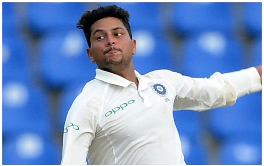 ऑस्ट्रेलिया की सरजमीं पर अपने पहले टेस्ट में शानदार गेंदबाजी करने के बाद भारतीय स्पिनर कुलदीप यादव ने कहा कि उन्हें टेस्ट गेंदबाज के तौर पर खुद को निखारने के लिए थोड़े और वक्त की जरूरत है. उन्होंने इस दौरान कहा कि उनके विकास के लिए रेड गेंद क्रिकेट खेलना महत्वपूर्ण है. 24 साल के इस लेफ्ट आर्म स्पिनर ने 5 विकेट झटके और ऑस्ट्रेलिया को खासा परेशान किया. यह उनका टेस्ट में दूसरा पांच विकेट हॉल है. इससे पहले टीम इंडिया ने 622-7 के स्कोर के साथ अपनी पारी घोषित की थी.