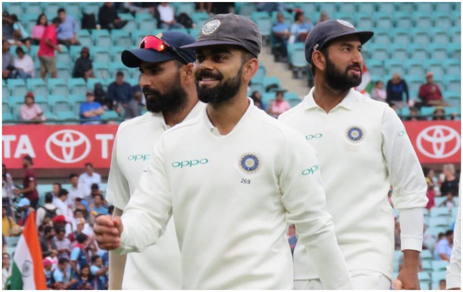 विराट कोहली की कप्तानी में दिया गया ये छठवां फॉलोऑन है. इसके पहले वे वेस्टइंडीज को दो बार, श्रीलंका को दो बार और बांग्लादेश को एक बार फॉलोऑन के लिए बुला चुके हैं.