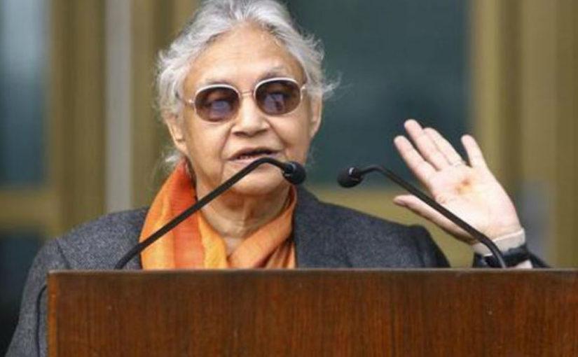AAP जैसी छोटी पार्टियां आती-जाती रहती हैं, उनसे कोई गठबंधन नहीं: शीला दीक्षित