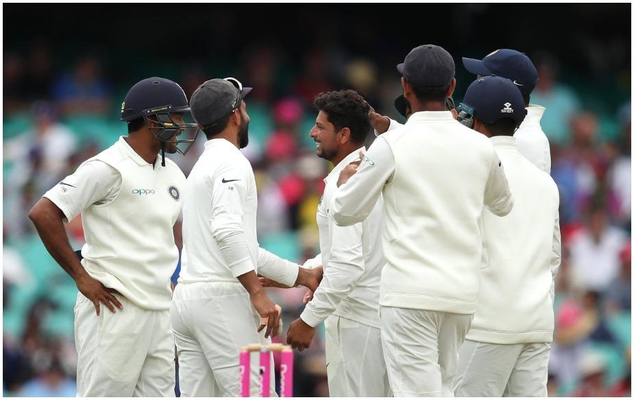 पहली पारी के आधार पर भारत ने 322 रनों की लीड ली. यह SENA देशों में भारतीय टीम की दूसरी सबसे बड़ी लीड है. इसके पहले टीम इंडिया ने 2002 में लीड्स में इंग्लैंड के खिलाफ 355 रन की लीड ली थी.