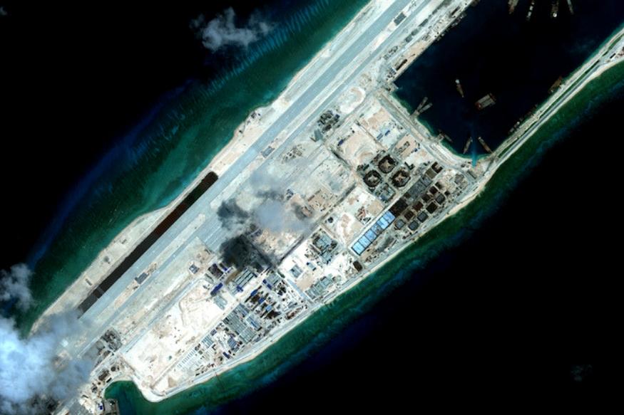 दक्षिणी चीन सागर दुनिया की सबसे विवादास्पद भौगोलिक जगहों में से एक है.