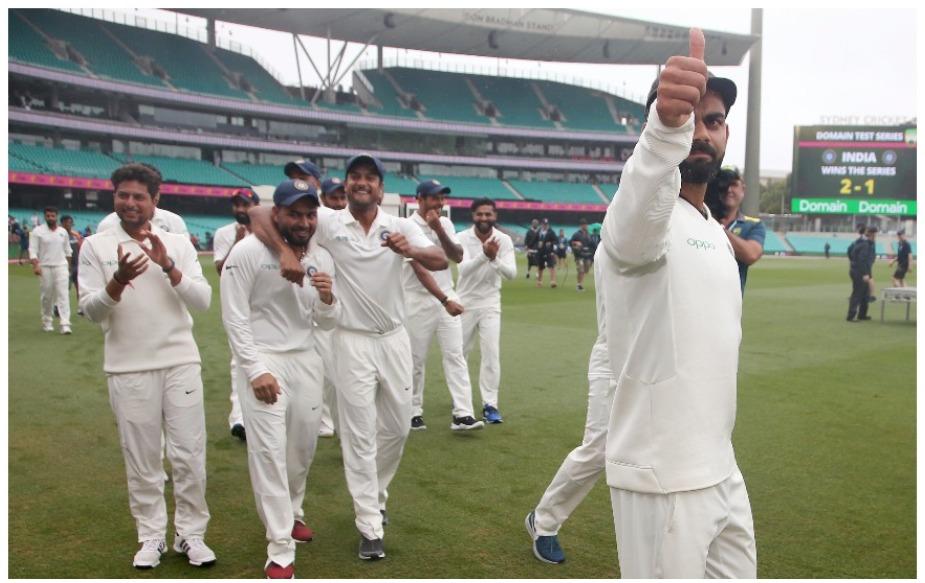 31 सीरीज के दौरान 29 एशियाई कप्तानों ने ऑस्ट्रेलिया में दम दिखाया, लेकिन कोई अपनी टीम को जीत नहीं दिला सका. अब विराट ने 2-1 से सीरीज जीती है.