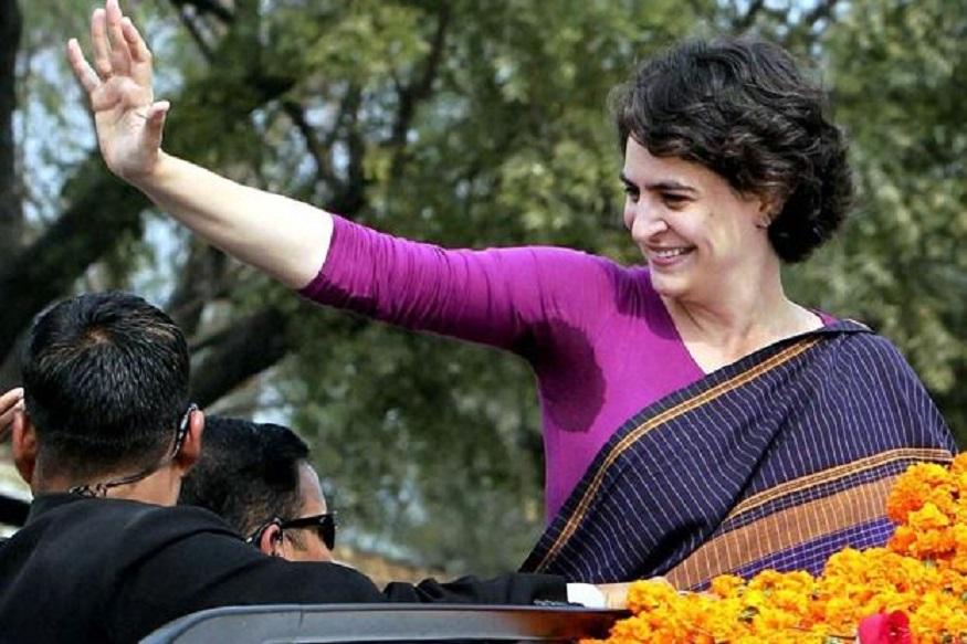 कांग्रेस पार्टी ने लोकसभा चुनाव के लिए उत्तर प्रदेश में महान दल के साथ गठबंधन किया है. इस मौके पर प्रियंका ने कहा कि हम सभी वर्गों को साथ लेकर चुनाव में उतरेंगे और जीतने के लिए हम जी जान लगा देंगे.