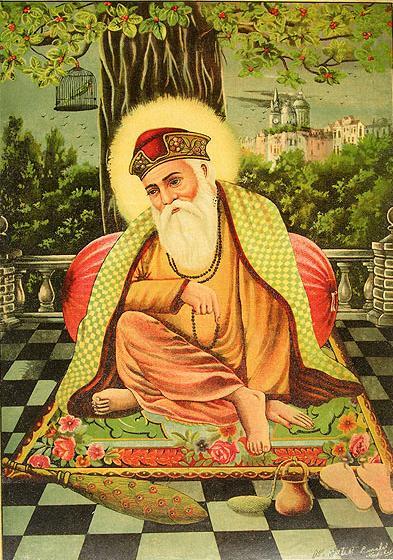 गुरू नानकदेव के बारे में कहा जाता है कि वे सन् 1468 से सन् 1539 के धरती पर रहे. वेबसाइट मद्रास कुरियर के मुताबिक, गुरूग्रंथ साहिब में गुरू नानक कहते हैं- 'बाबरवाणी फिरी गई कुईरू ना रो खाई'.