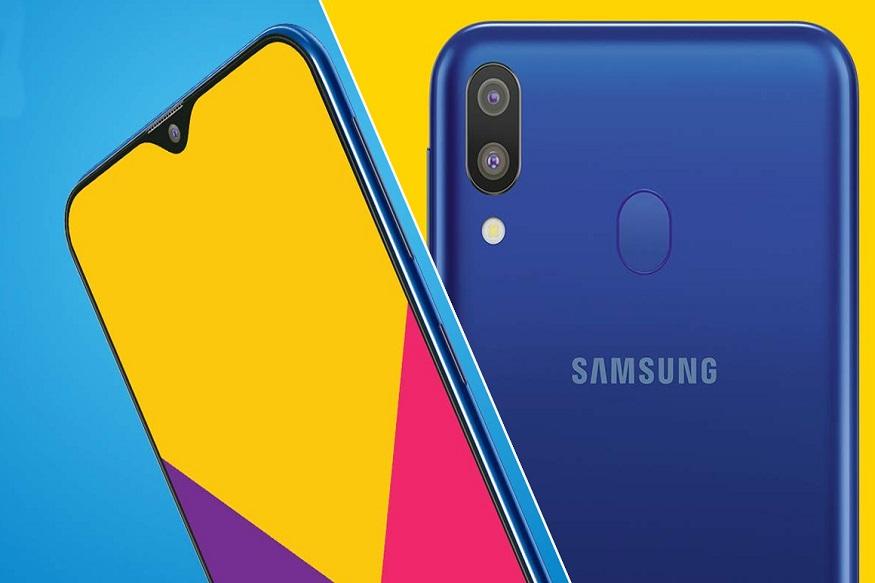 अगर आप दूसरे सेल में भी सैसमंग Galaxy M10 और M20 को खरीदने से चुक गये हैं तो आपको परेशान होने की जरूरत नहीं है क्योंकि इस स्मार्टफोन की तीसरी सेल 12 फ़रवरी को दोपहर 12 बजे से शुरू होगी, जिसे आप अमेजन से खरीद सकते हैं.