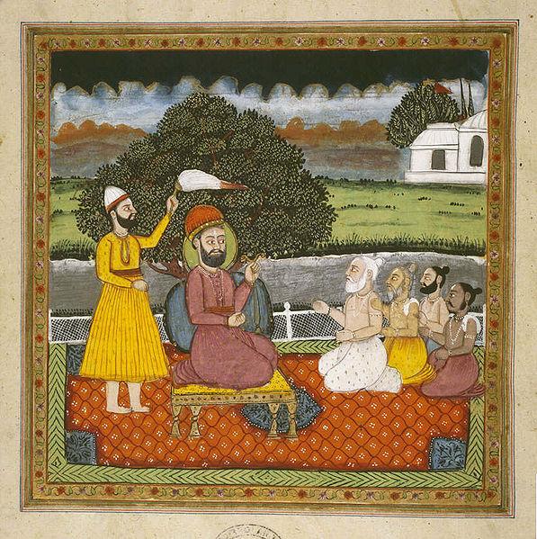 बाबरगाथा में नानकदेव की चार रचनाएं संग्रहीत हैं. पहले चरण में नानकदेव ने बाबर के हमलावरों की ओर से महिलाओं पर अत्याचारका जिक्र किया है. जिसमें हमलावरों द्वारा बहू-बेटियों को उठाने फिर उनसे जबर्दस्ती निकाह का जिक्र है.